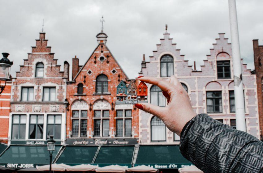 Dagje weg in Brugge