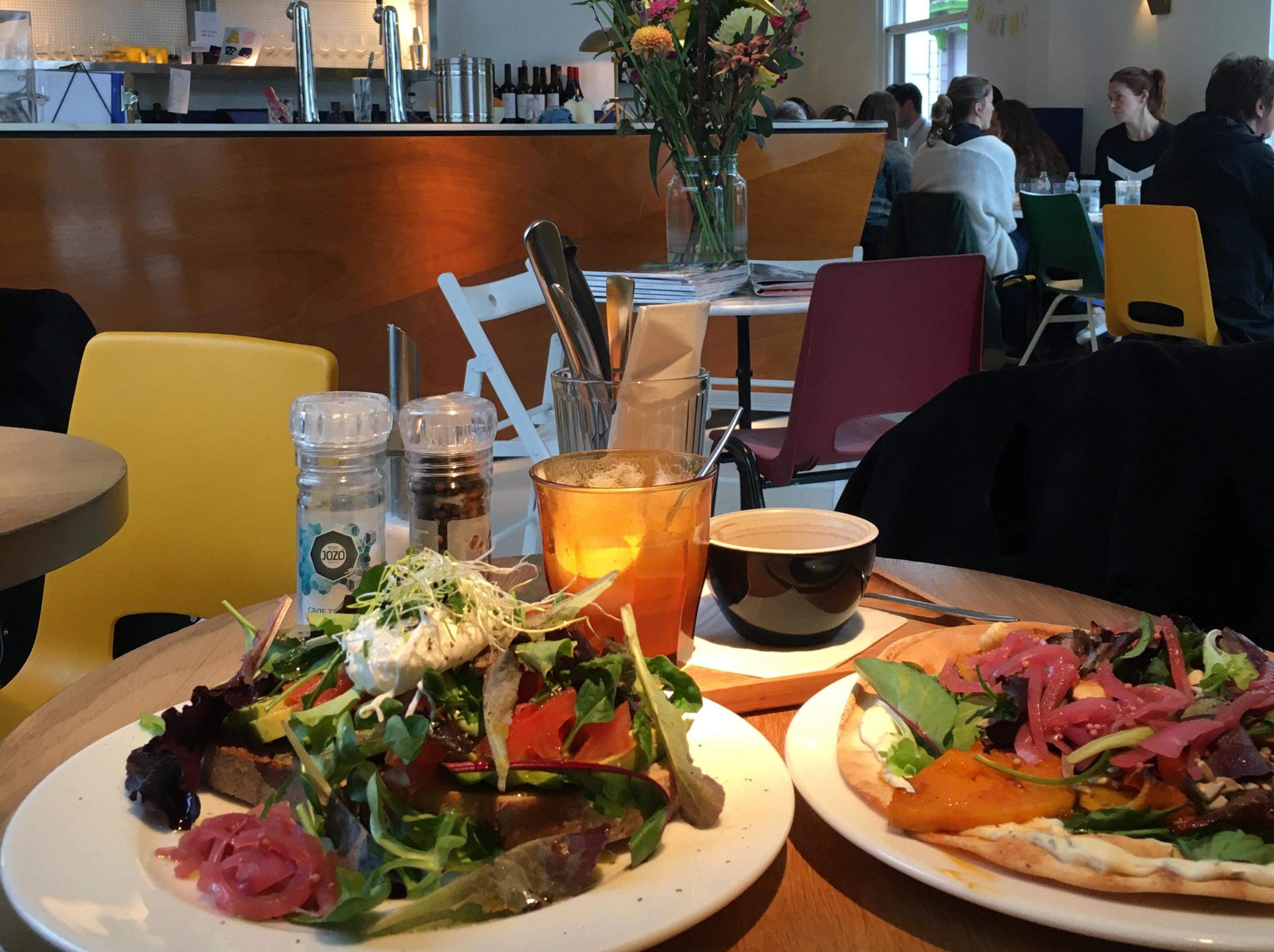 Brunchen & lunchen bij Walvis in Antwerpen
