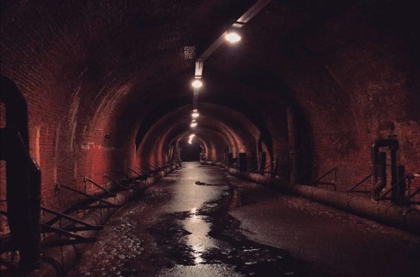 Antwerpen ondergronds