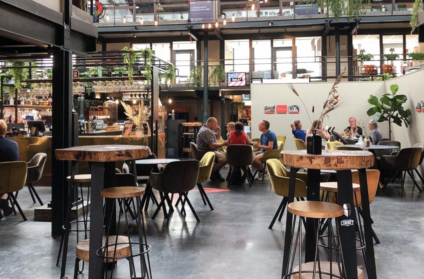 Smaakmarkt 'De Vleeshalle' in Mechelen