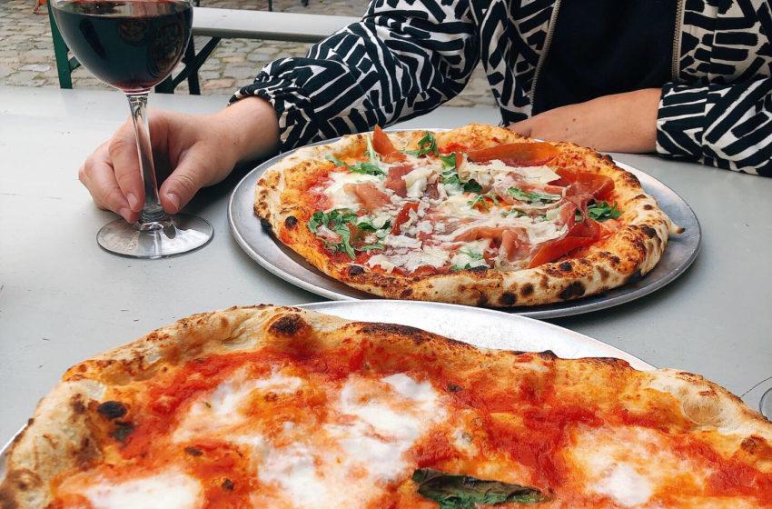 De beste zuurdesem pizza's bij Standard in Antwerpen